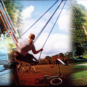 Lomography images captured by the young people