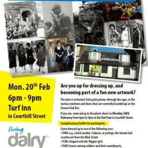 Dress-Up-For-Dalry-Poster