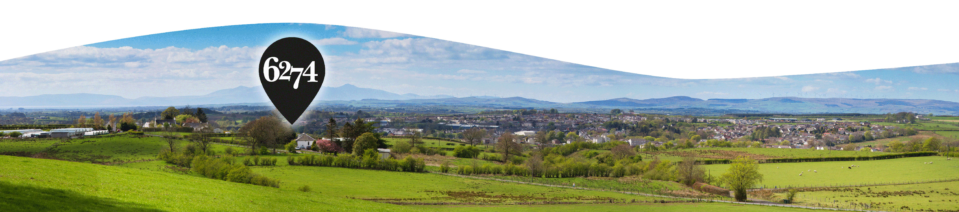 panorama photo of stewarton