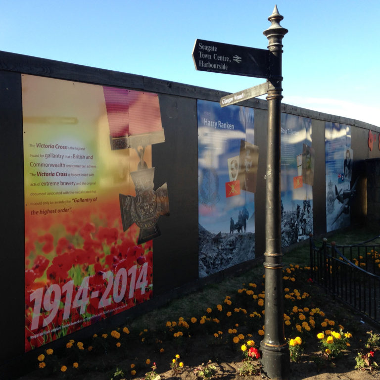 WW1 commemorations